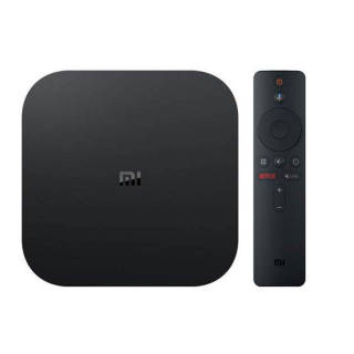 Xiaomi Mi Box S TV Box 4K Ultra HD Media Player | Asta online sicura e affidabile su Baazr