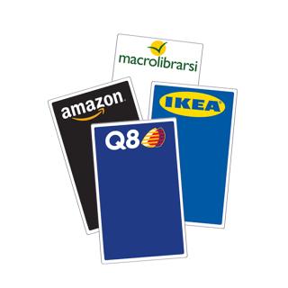 Buono a scelta da 50€: Amazon, Q8,  Macrolibrarsi, Ikea | Asta online sicura e affidabile su Baazr