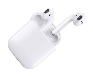 Apple AirPods + custodia ricarica wireless   Asta online sicura e affidabile su Baazr