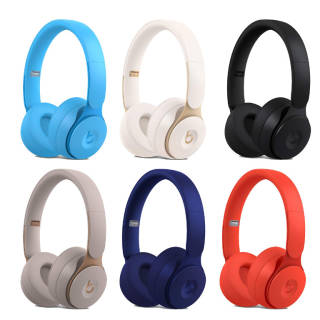 Beats Cuffie Solo Pro Wireless con Cancellazione del Rumore - More Matte Collection | Asta online sicura e affidabile su Baazr