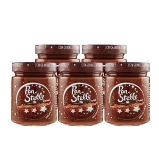 Crema Spalmabile Pan di Stelle - 5 vasetti | Asta online sicura e affidabile su Baazr