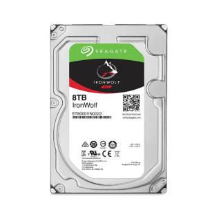 IronWolf Hard disk interno da 8 TB per NAS da 3,5 pollici - SATA 6 GB/S   Asta online sicura e affidabile su Baazr