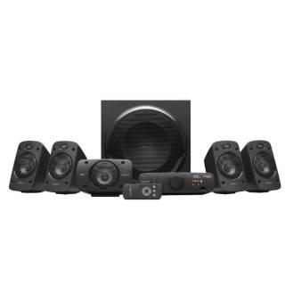 Logitech Z906 5.1 Sistema di Altoparlanti Audio Dolby Surround   Asta online sicura e affidabile su Baazr