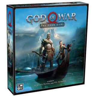 Asmodee God of War: Il Gioco di Carte, Edizione in Italiano, 8296 | Asta online sicura e affidabile su Baazr