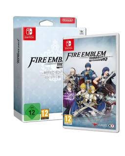 Baazr - Fire Emblem Warriors - Limited Edition Nintendo Switch