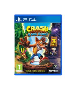 Baazr - Crash Bandicoot N. Sane Trilogy PS4