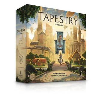 Gioco da tavolo - Tapestry TPST - Ghenos Games   Asta online sicura e affidabile su Baazr