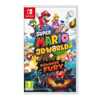 Super Mario 3D World + Bowser'S Fury - Nintendo Switch   Asta online sicura e affidabile su Baazr