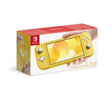 Nintendo Switch Lite - Giallo   Asta online sicura e affidabile su Baazr