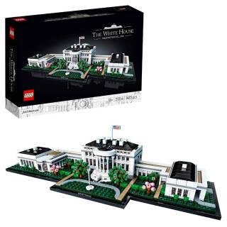 LEGO Architecture - La Casa Bianca - 21054 | Asta online sicura e affidabile su Baazr