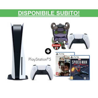 PlayStation 5 Bundle! | Asta online sicura e affidabile su Baazr