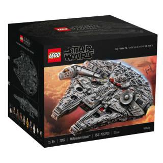 LEGO Star Wars 75192 Millennium Falcon Ultimate Collector Series | Asta online sicura e affidabile su Baazr