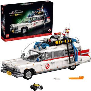 LEGO Creator Expert ECTO-1 - Macchina Grande da Collezione di Ghostbusters | Asta online sicura e affidabile su Baazr