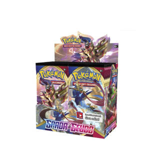 Spada e Scudo - Display 36 Buste Pokémon (IT)   Asta online sicura e affidabile su Baazr