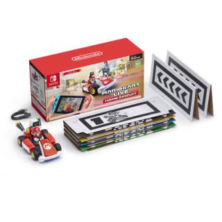 Nintendo Switch - Mario Kart Live Home Circuit - Mario   Asta online sicura e affidabile su Baazr