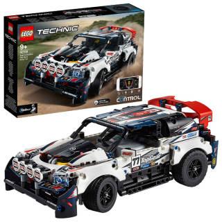 LEGO Technic- R-Car Auto da Rally Top Gear Telecomandata Tramite l'App Control+ - 42109 | Asta online sicura e affidabile su Baazr