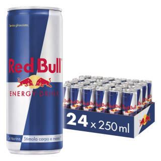 Red Bull energy drink - 24 lattine da 250 ml | Asta online sicura e affidabile su Baazr