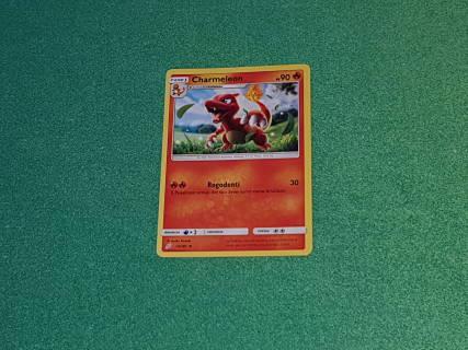 Baazr - Charmeleon 13/181 non comune - Pokemon Sole Luna Gioco di Squadra - Carta in italiano
