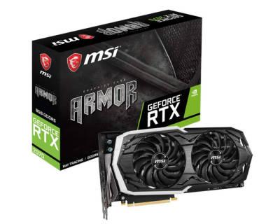 Baazr - MSI GeForce RTX 2070 8GB