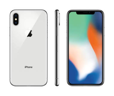 Baazr - Apple iPhone X 64Gb - Argento
