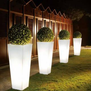 Baazr - Vaso luminoso Emo esterno