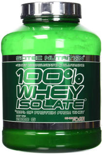 Scitec Nutrition 100% Whey Isolate - Cioccolato - 2000 g | Asta online sicura e affidabile su Baazr