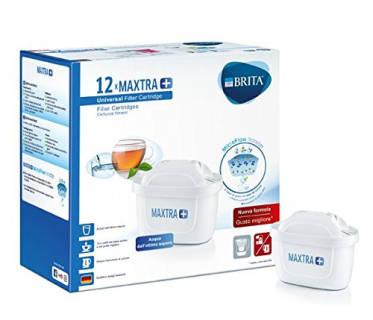 Baazr - Brita Filtri MAXTRA+ Cartucce per Caraffe Filtranti - 12 Filtri