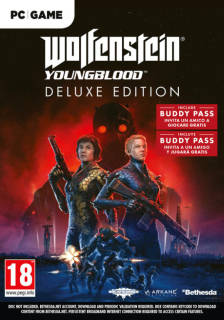 Baazr - Wolfenstein: Youngblood - Deluxe Edition - PC