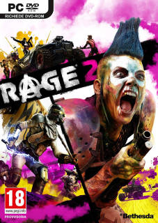Baazr - Rage 2 - PC [Codice per download online]