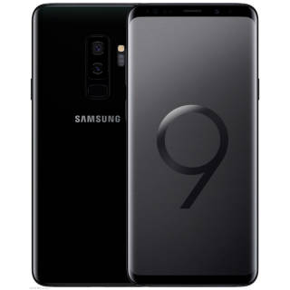 Baazr - Samsung Galaxy S9+ Nero Midnight Black 64GB No Brand