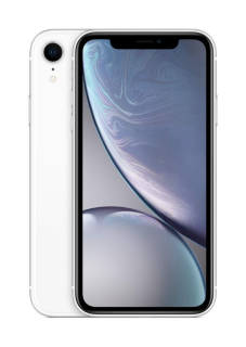 "Baazr - Apple iPhone XR 6.1"" 64 GB Doppia SIM 4G Bianco"