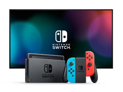 Baazr - Nintendo Switch Neon