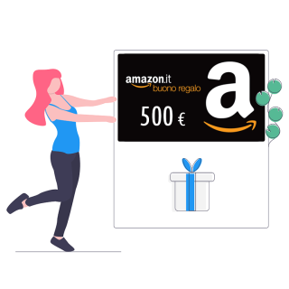Baazr - Buono Amazon 500 euro